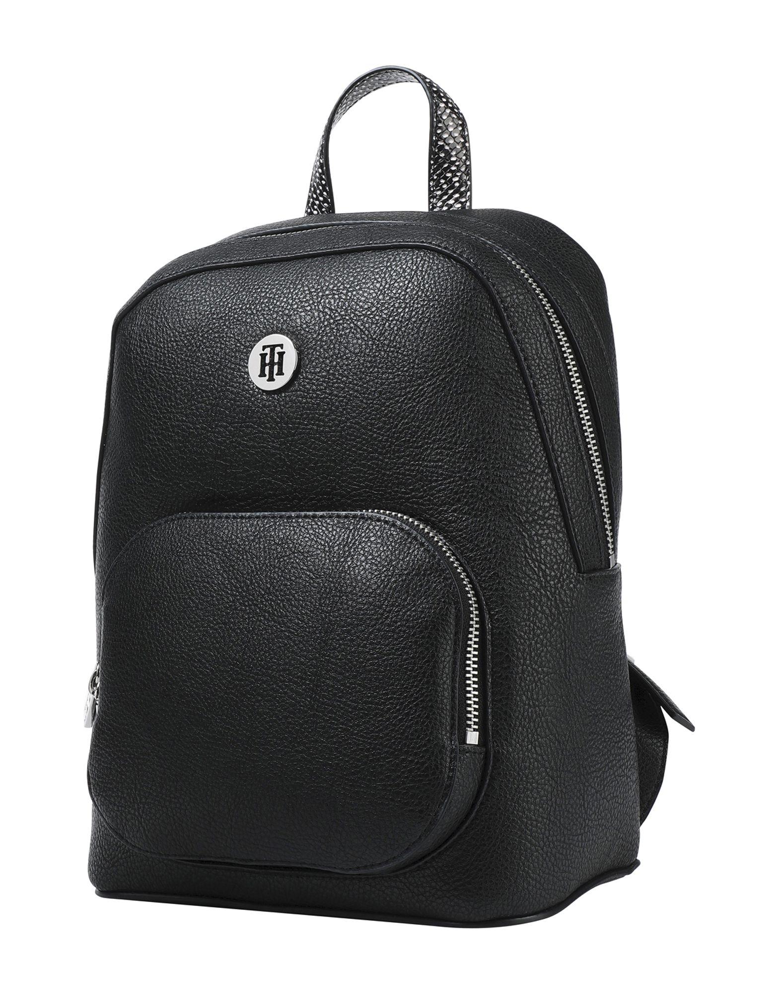 TOMMY HILFIGER Рюкзаки и сумки на пояс мужские сумки
