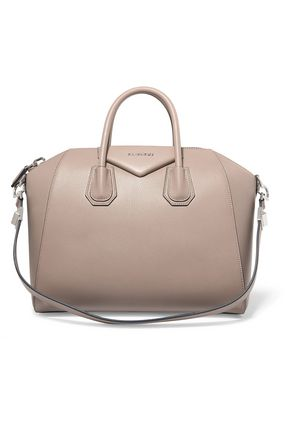 Antigona Medium Textured Leather Tote by Givenchy