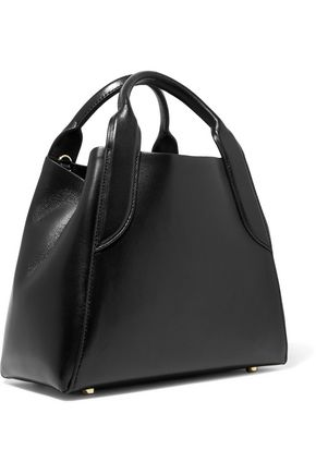 LANVIN Cabas mini leather tote