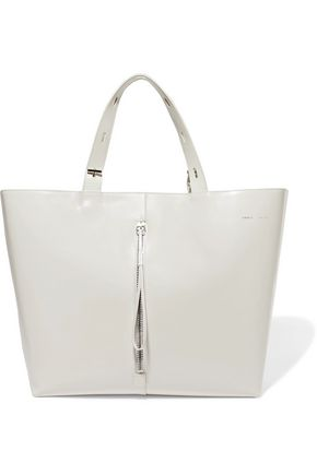 KARA Leather tote