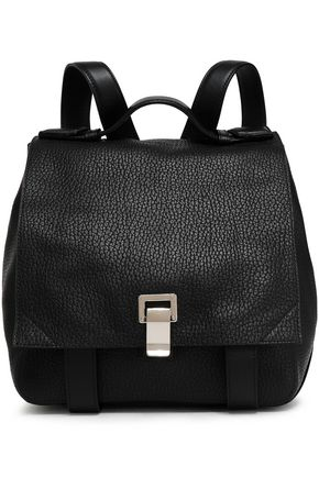 PROENZA SCHOULER Textured-leather backpack
