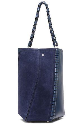 PROENZA SCHOULER Leather and suede bucket bag