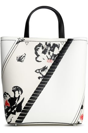 PROENZA SCHOULER Printed leather tote