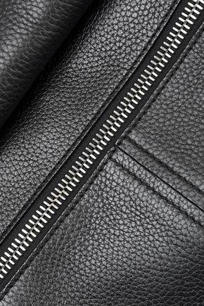 PROENZA SCHOULER Studded textured-leather shoulder bag