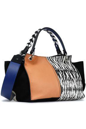 PROENZA SCHOULER Printed leather shoulder bag