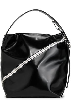 PROENZA SCHOULER Patent-leather shoulder bag