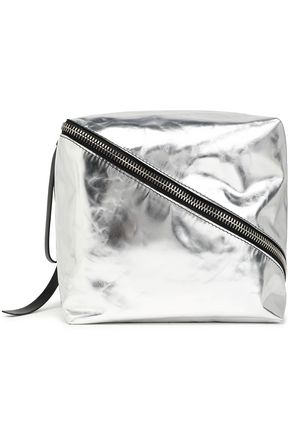 PROENZA SCHOULER Metallic leather pouch