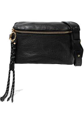 ACNE STUDIOS Textured-leather shoulder bag