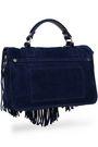 PROENZA SCHOULER PS1 fringed suede shoulder bag