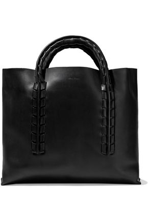 RICK OWENS Big Shopper leather tote