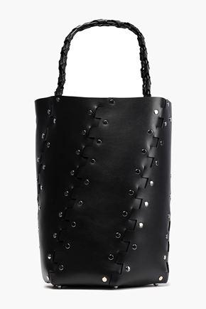 PROENZA SCHOULER Studded leather bucket bag