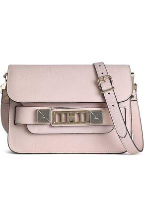 PROENZA SCHOULER PS11 embellished textured-leather shoulder bag