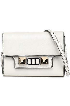 PROENZA SCHOULER Embellished leather shoulder bag