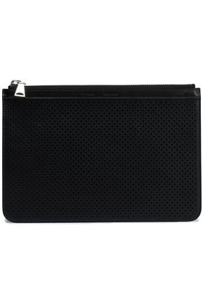 PROENZA SCHOULER Perforated leather pouch