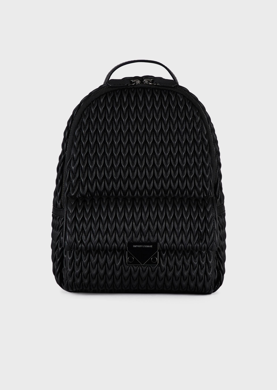 06fe98af21fc Emporio Armani Backpacks - Item 45419703 In Black
