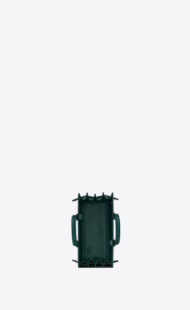 Yves Saint Laurent - Classic Sac de jour nano en cuir brillant embossé crocodile - 4