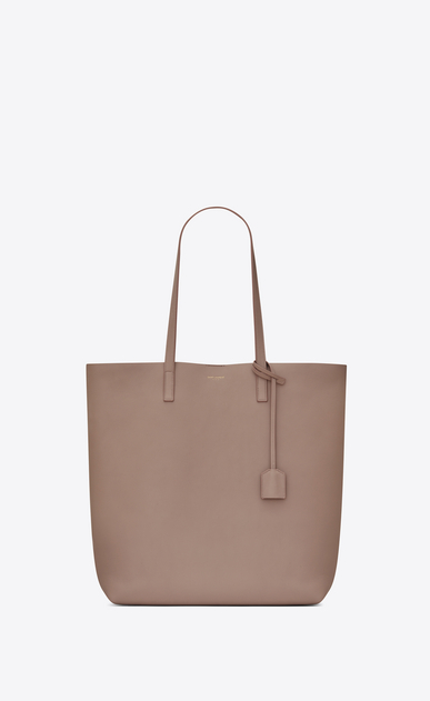 SAINT LAURENT Shopping Saint Laurent E/W Woman shopping bag saint laurent N/S in supple leather a_V4