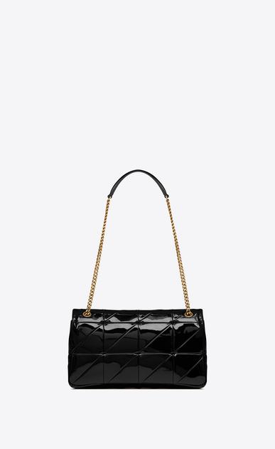 """SAINT LAURENT Jamie Woman jamie medium """"carré rive gauche """" in patent leather b_V4"""