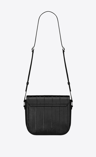SAINT LAURENT Betty Woman betty satchel in eel and leather b_V4