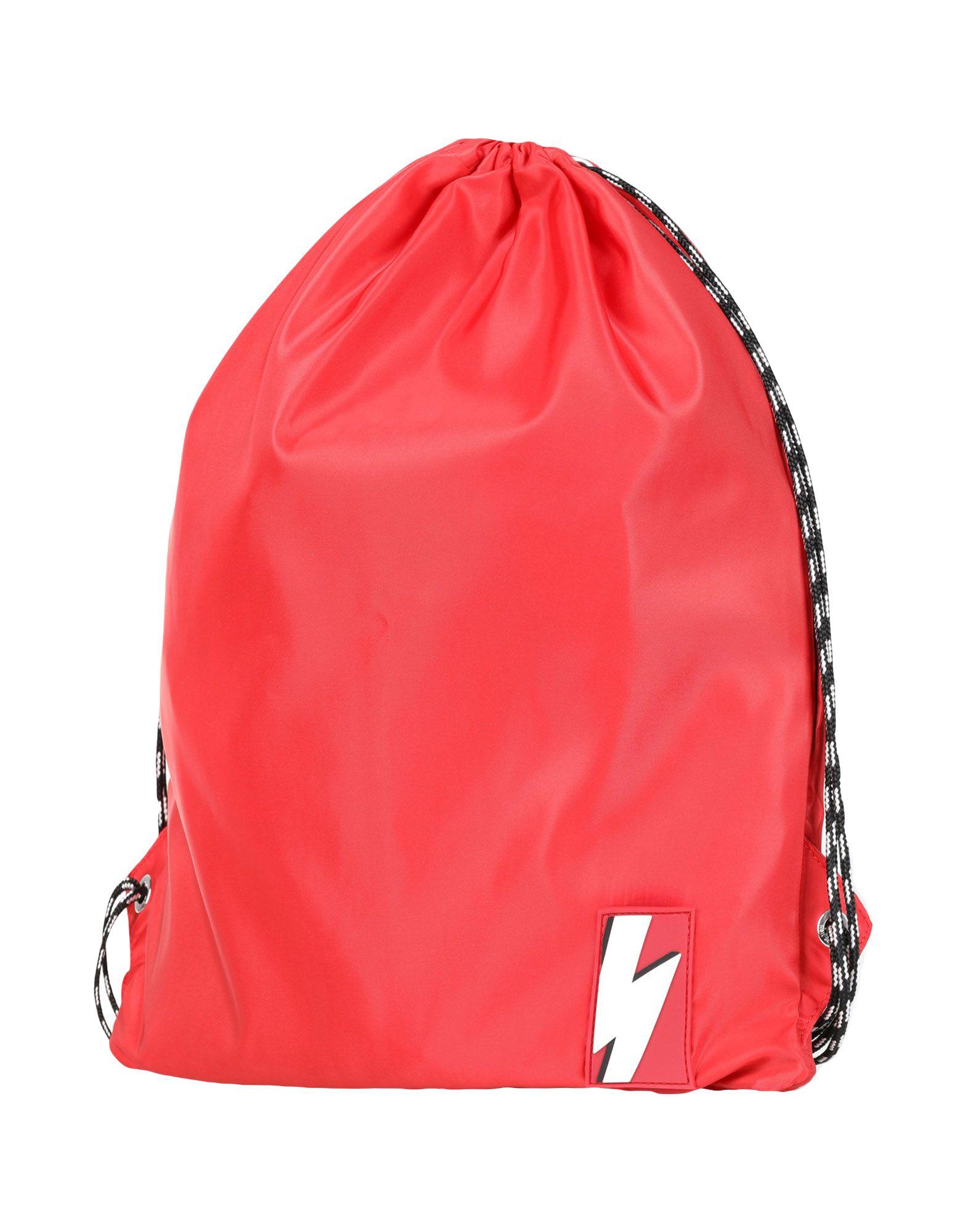 NEIL BARRETT Рюкзаки и сумки на пояс neil barrett низкие кеды и кроссовки