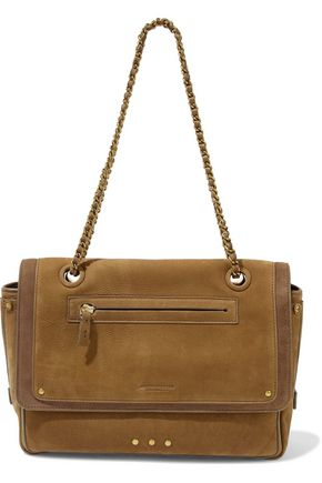 JÉRÔME DREYFUSS Benjamin suede shoulder bag