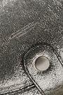 JÉRÔME DREYFUSS Momo metallic cracked-leather shoulder bag