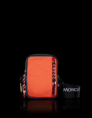 MONCLER DETOUR - Small fabric bags - men
