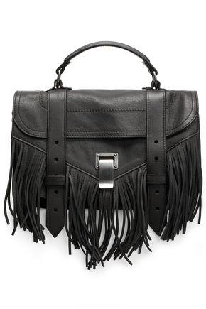 PROENZA SCHOULER Fringed leather shoulder bag