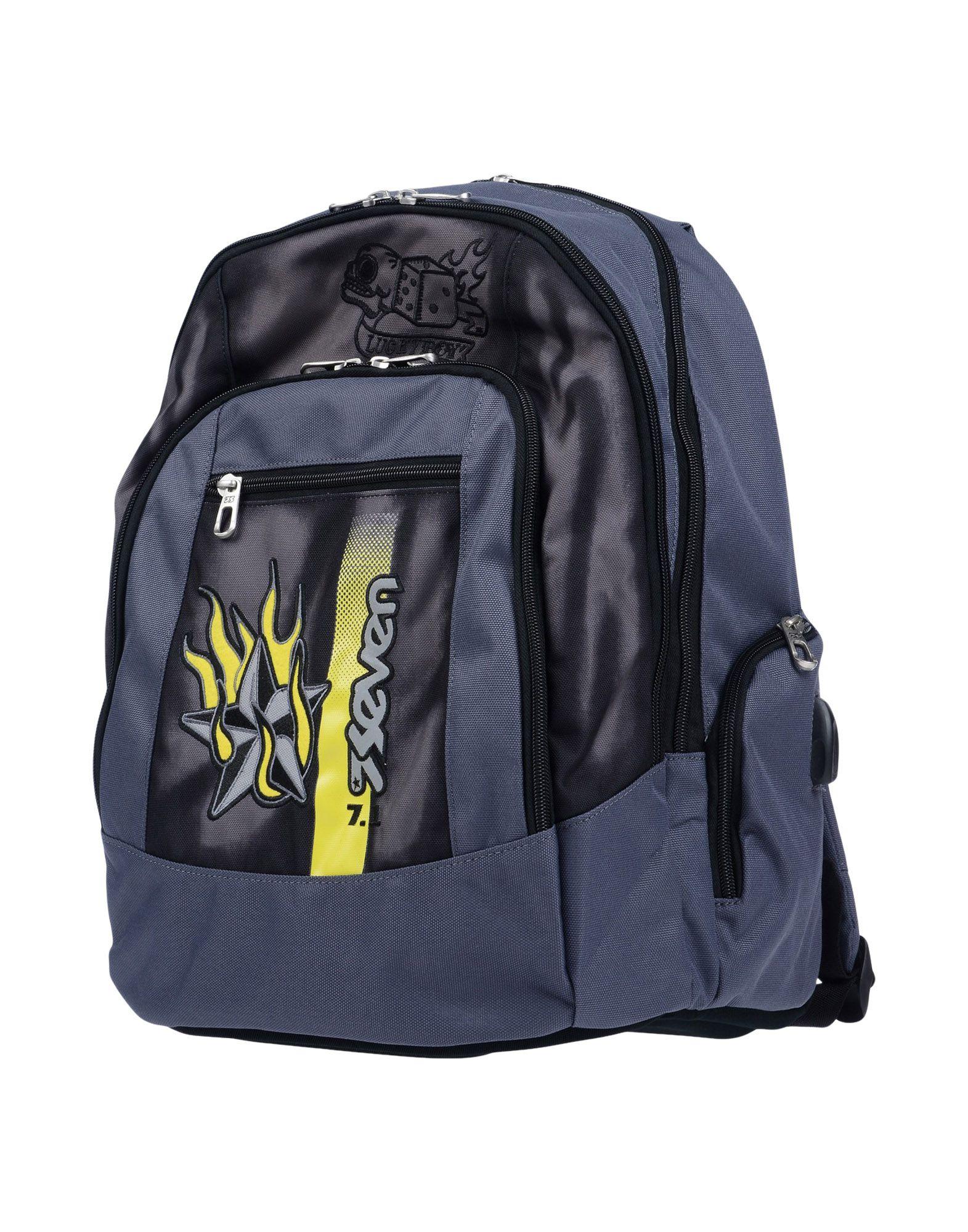 SEVEN Рюкзаки и сумки на пояс мужские сумки