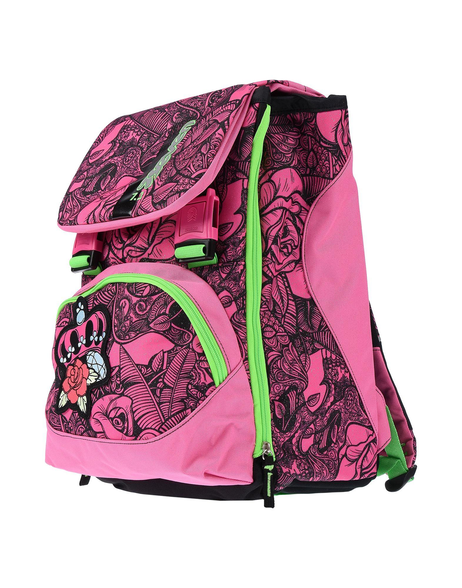 SEVEN Рюкзаки и сумки на пояс цена и фото