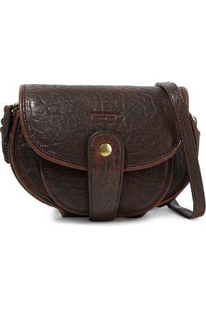 JÉrÔme Dreyfuss Momo Textured Leather Shoulder Bag