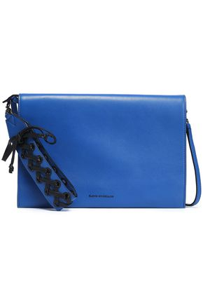 ELENA GHISELLINI Leather clutch