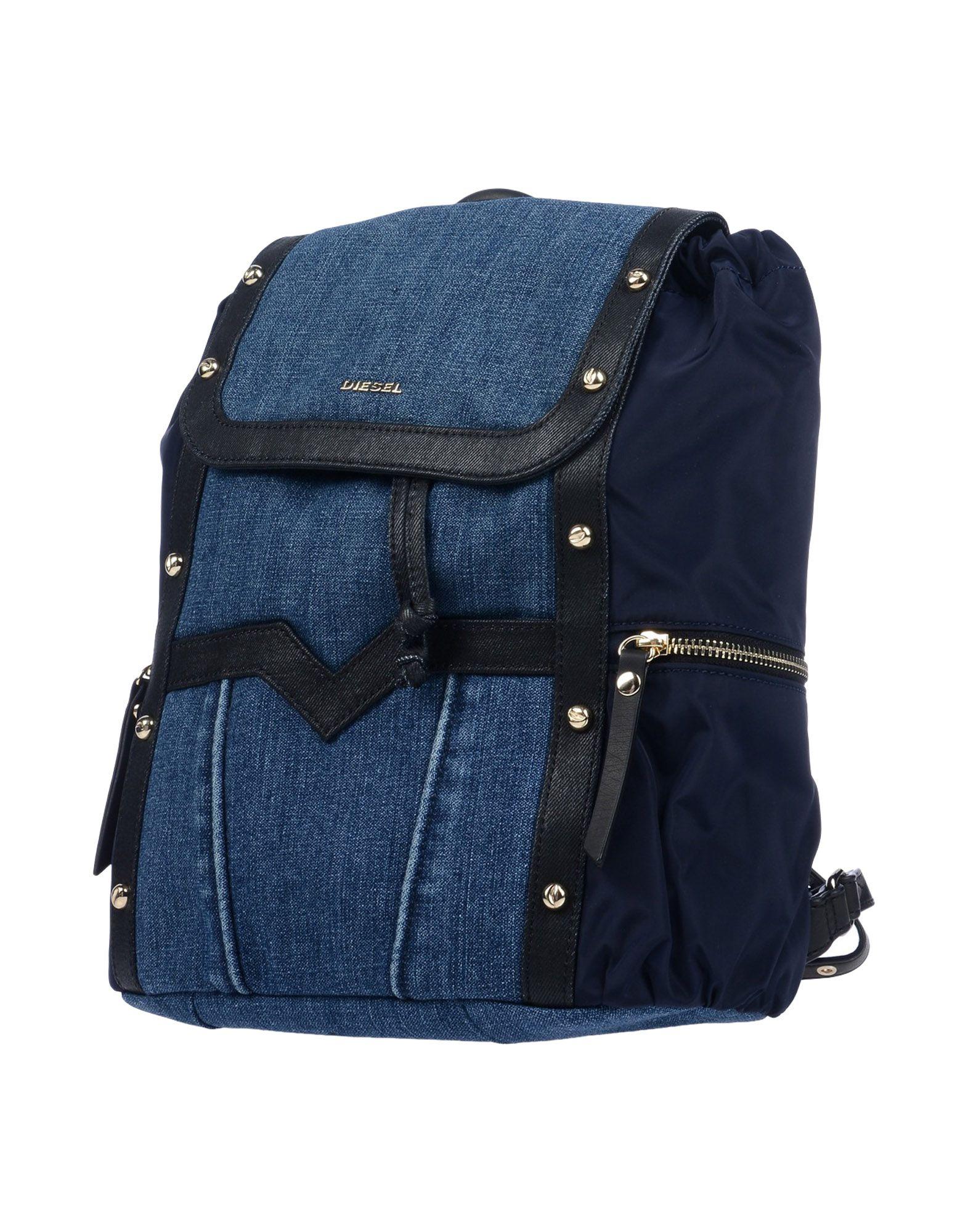 DIESEL Рюкзаки и сумки на пояс мужские сумки