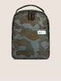 ARMANI EXCHANGE GEO CAMO PADDED BACKPACK Backpack [*** pickupInStoreShippingNotGuaranteed_info ***] f