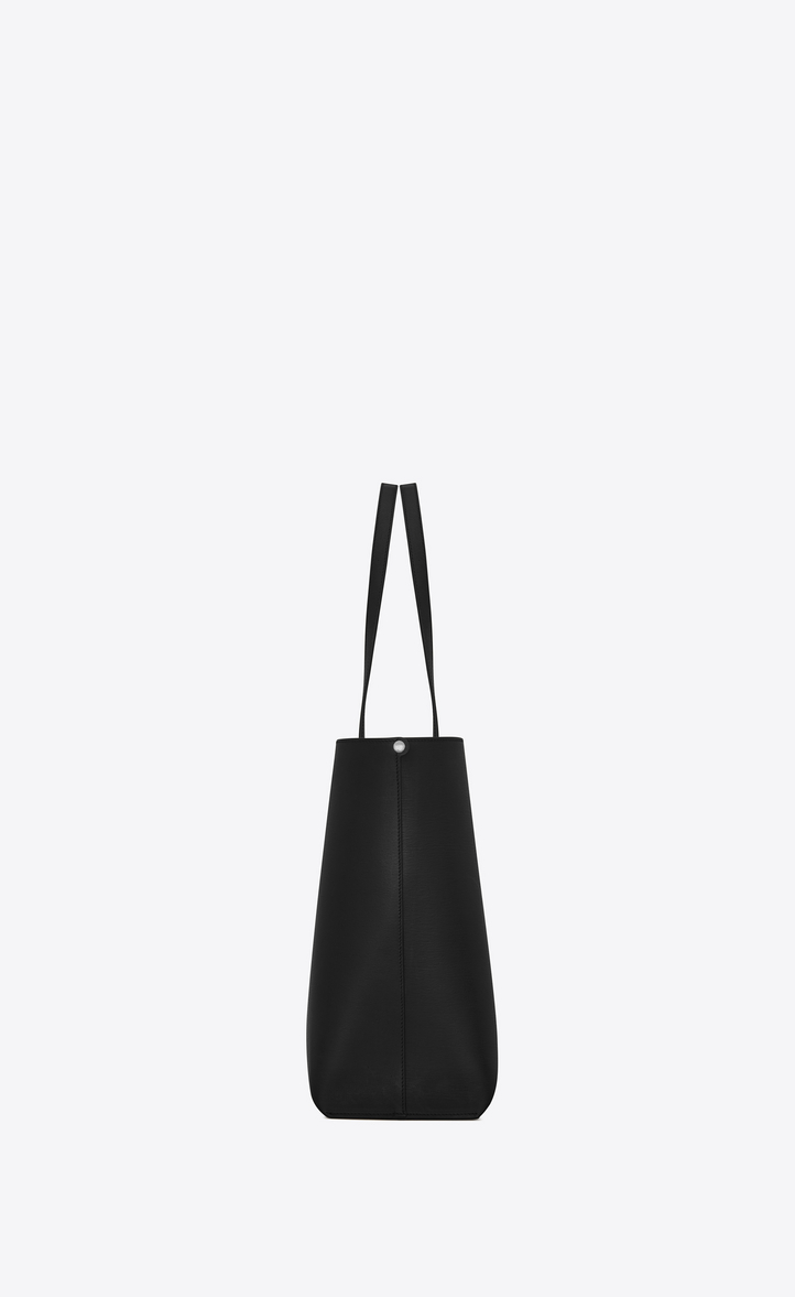 40ab65eeae989 Zoom  shopping bag saint laurent E W in perforated vintage leather