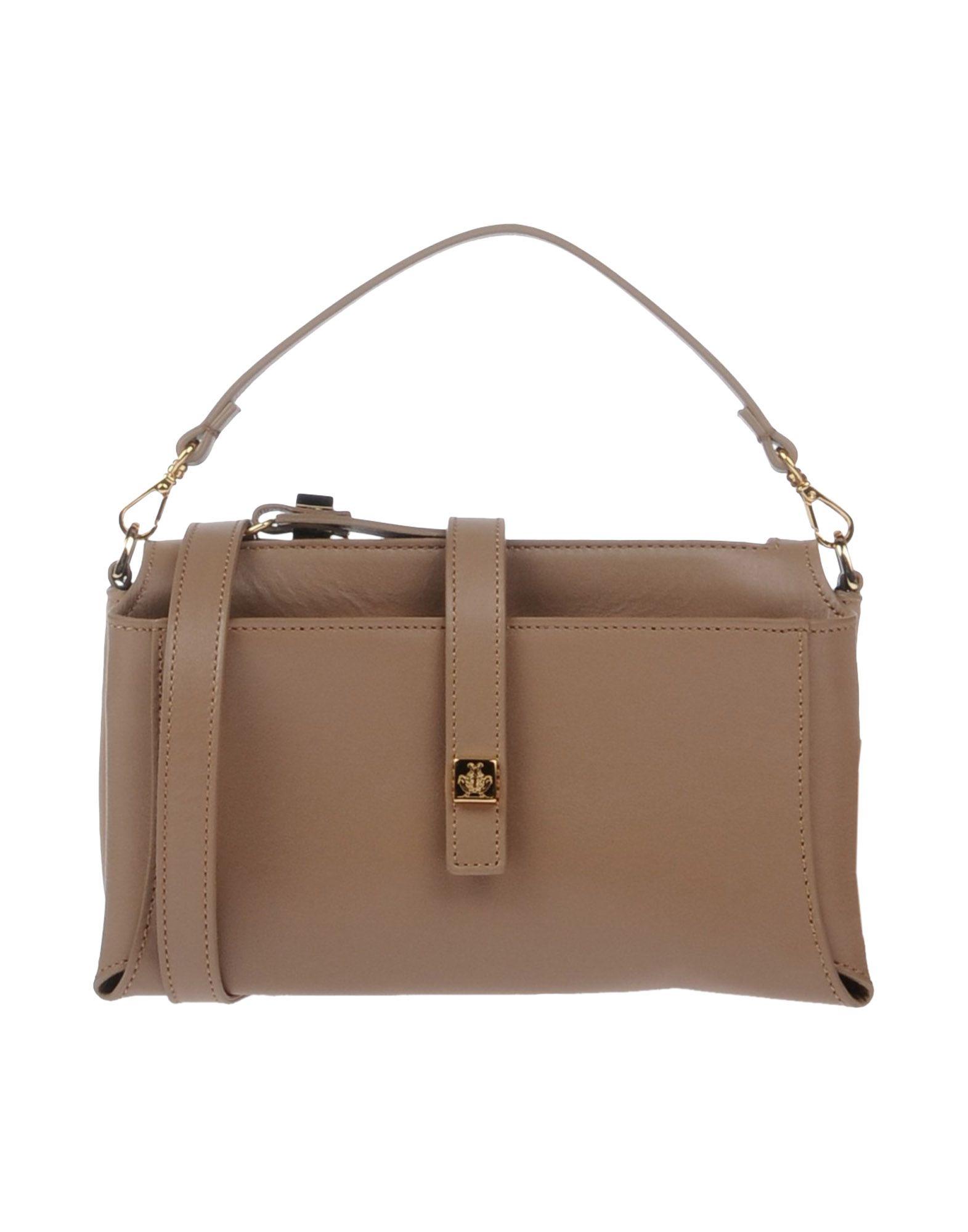GIANCARLO PETRIGLIA Handbag in Khaki