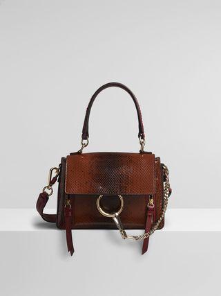 Mini Faye Day shoulder bag