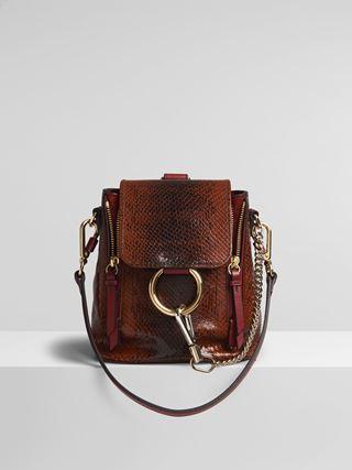 Mini sac à dos Faye