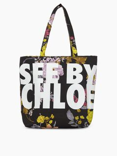 Medium Live tote bag