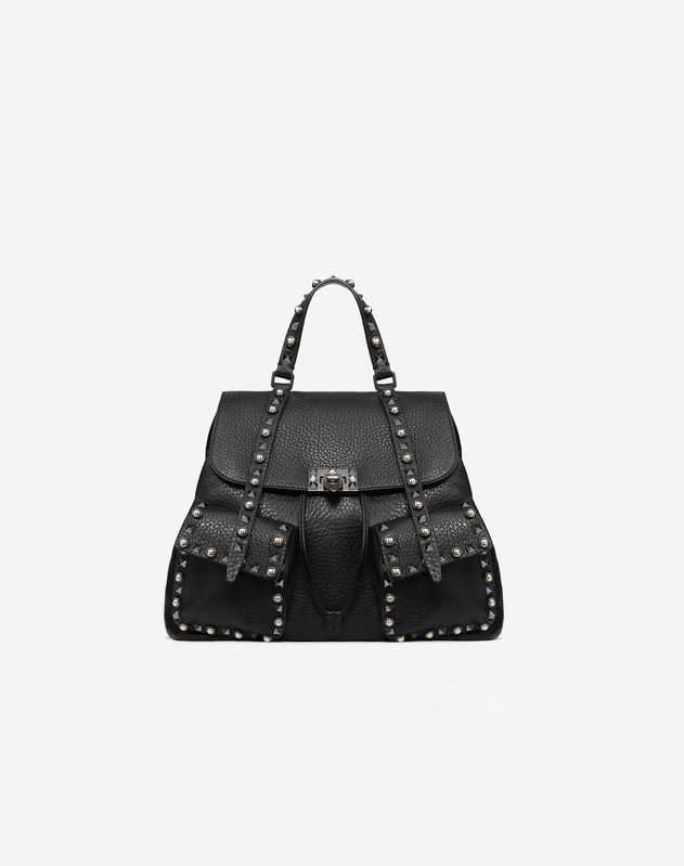 Rockstud Rolling Backpack