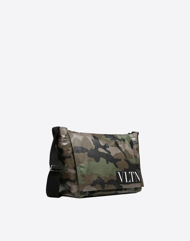 Messenger Bag VLTN Camouflage