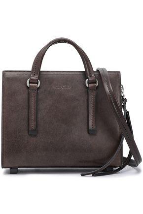 RICK OWENS LILIES Leather shoulder bag