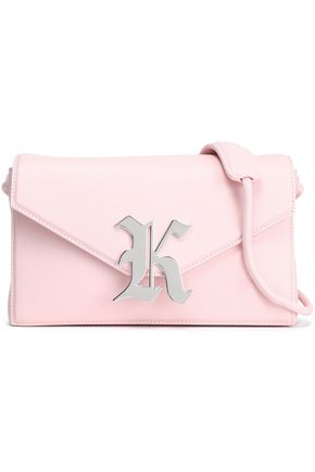 CHRISTOPHER KANE Embellished leather shoulder bag