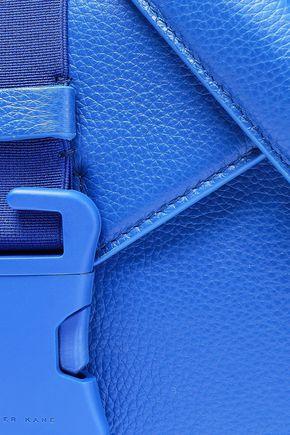 CHRISTOPHER KANE Devine pebbled-leather shoulder bag