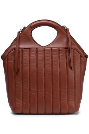 Jil Sander Quilted Leather Tote