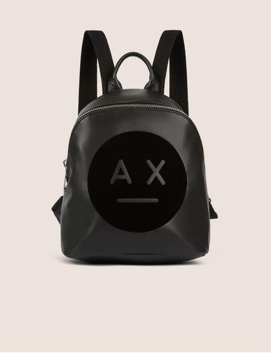 A|X EMOJI LOGO BACKPACK