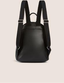 ARMANI EXCHANGE A|X EMOJI LOGO BACKPACK Backpack Woman d