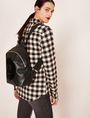 ARMANI EXCHANGE A|X EMOJI LOGO BACKPACK Backpack Woman r