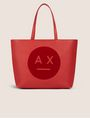 ARMANI EXCHANGE A|X EMOJI LOGO TOTE Tote bag Woman f