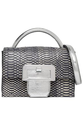 MAISON MARGIELA Snakeskin shoulder bag
